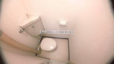 【トイレ】サンハイツ大和