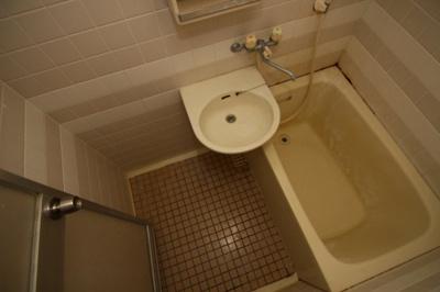 【浴室】H&Aヒルズ