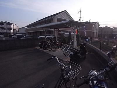 【その他共用部分】プレッソガレ壱番館