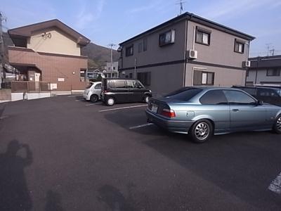 【駐車場】プレッソガレ壱番館