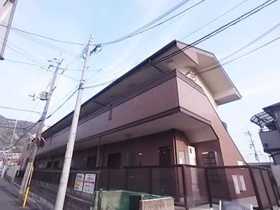 【外観】プレッソガレ壱番館