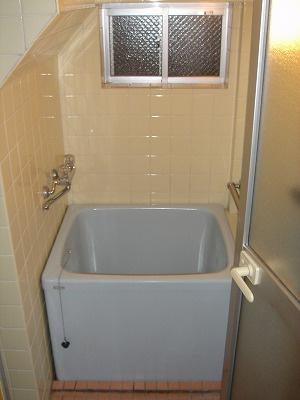 【浴室】ハイツ大井