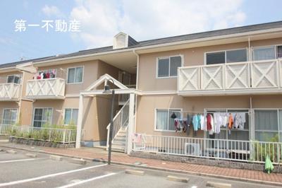 【外観】ガーデンハイツ緑ヶ丘E