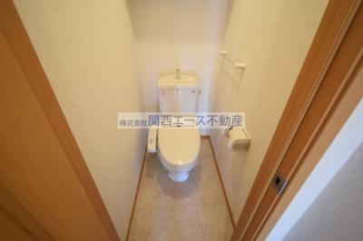 【トイレ】グロースハイツ新石切Ⅰ