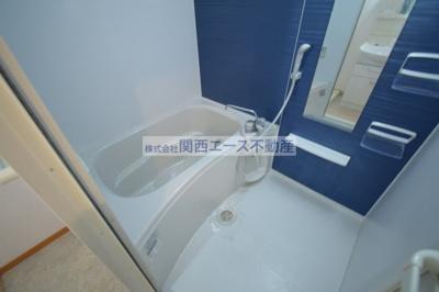 【浴室】グロースハイツ新石切Ⅰ