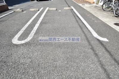 【駐車場】グロースハイツ新石切Ⅰ
