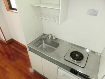【キッチン】コーポラス268