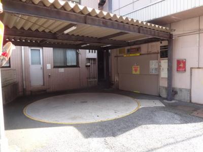 【駐車場】オークマンション