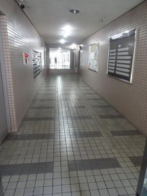 【エントランス】オークマンション
