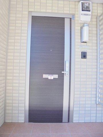 【玄関】ボナールヒル