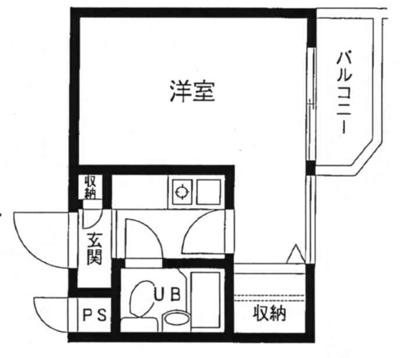 【外観】クレッセント蒲田