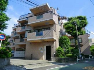 【外観】西早稲田クレセントマンション