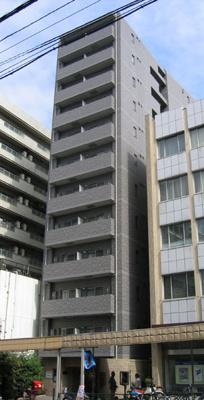 スカイコート目黒壱番館の外観です。