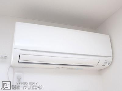 エアコン※同間取り別室の写真です。