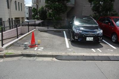 【駐車場】ベルヴィラージュ船橋