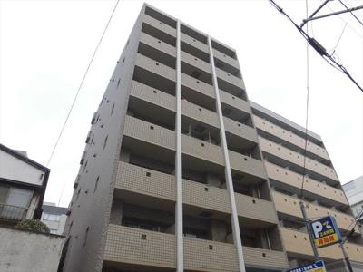 新千葉小川マンションの外観10