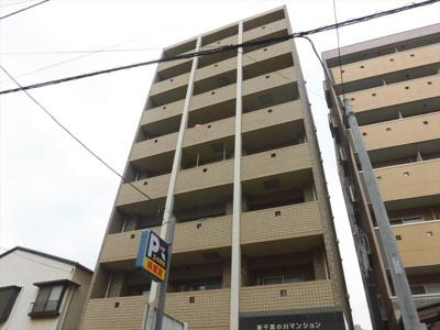 新千葉小川マンションの外観3