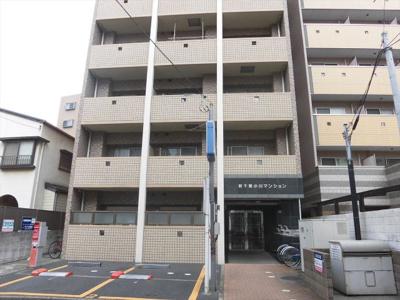 新千葉小川マンションの外観4