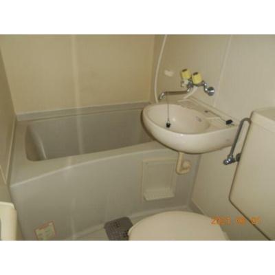 ラ・ファイエット本郷の浴室