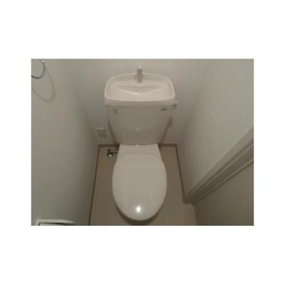 コスモコートのトイレ