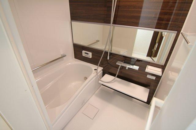 【浴室】フラミンガム武庫之荘