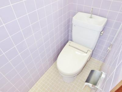 【トイレ】浅野ハイツ
