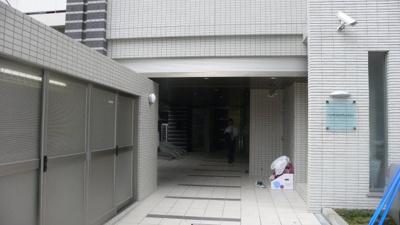 【エントランス】フォートレス文京