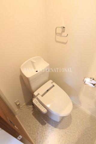 【トイレ】Glanz千住寿町