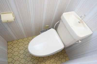 【トイレ】メゾンみずほB