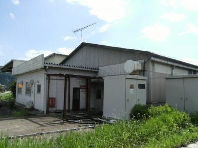 【外観】谷村貸工場