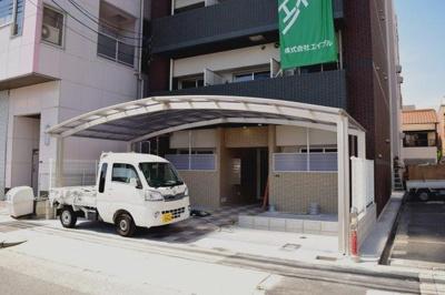 【外観】ドゥエリング京橋