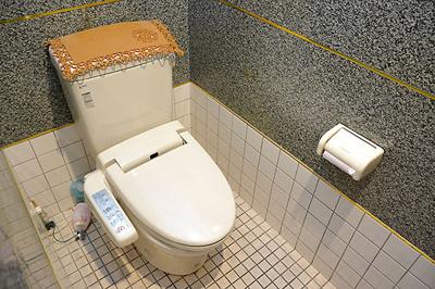 【トイレ】アゲインビル