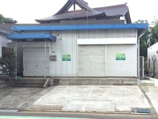 【外観】新吉田東3丁目貸倉庫