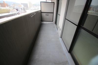 【バルコニー】KOBE兵庫一番館