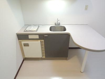 【キッチン】エクラ東住吉
