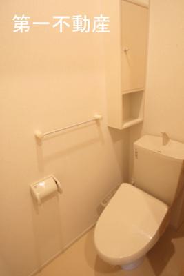 【トイレ】ブライト ボナール