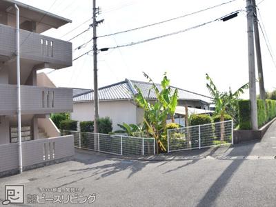 【展望】ハイランドマンション多田1