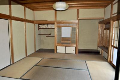 【和室】丹波市青垣町遠阪