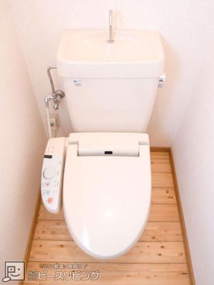 【トイレ】ハイランドマンション多田1