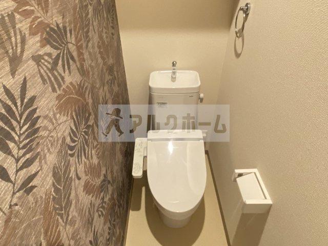 ユートロアフジ トイレ 温水洗浄便座