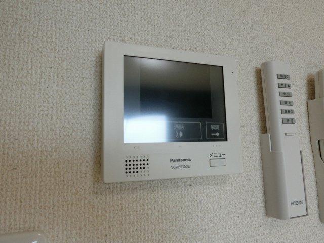ユートロアフジ 設備 テレビモニターホン