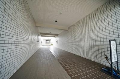 【エントランス】中銀保土ヶ谷マンシオン