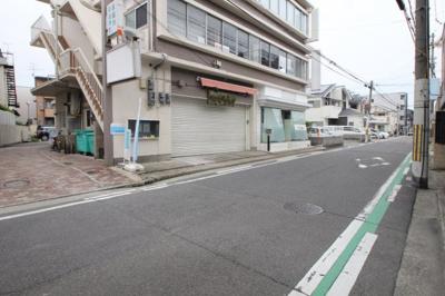 【外観】岸田ビル 1階南側店舗