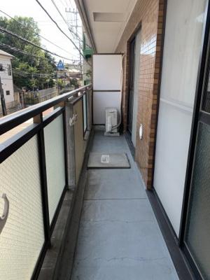 【バルコニー】第10三井ビル