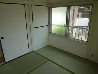 4.5畳の和室♪