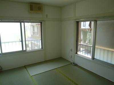 6畳の和室♪