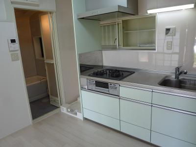 清潔感のあるキッチン♪