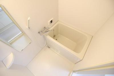 【浴室】白鷹真野マンション
