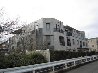 【外観】銀閣寺道パークマンション