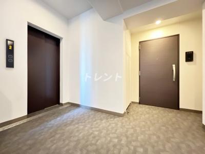 【その他共用部分】プラウドフラット外神田